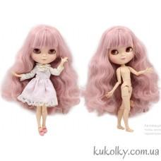 Кукла Айси с длинными розовыми волосами с челкой (ICY - сестра Блайз)