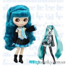 Кукла Айси Хацуне Мику (Hatsune Miku ICY - сестра Блайз)