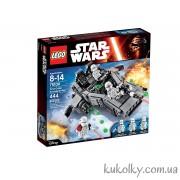75100 Лего Звездные Войны Снежный спидер Первого Ордена