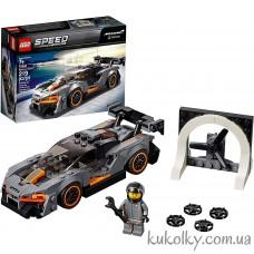 Конструктор Лего машина Макларен (75892 Lego Speed Champions McLaren Senna)