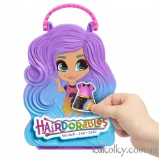 Кукла Хэрдораблс 4 серия (Hairdorables Collectible Surprise Series 4 Dolls and Accessories)