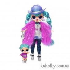 Кукла ЛОЛ Зимнее диско Леди Галактика (L.O.L. Surprise! O.M.G. Winter Disco Cosmic Nova MGA)