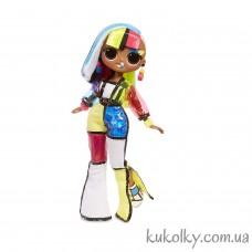 Светящаяся кукла ЛОЛ Неоновые огни Энглес Ангел (L.O.L. Surprise! O.M.G. Lights Angles MGA)