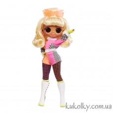 Светящаяся кукла Гонщица ЛОЛ Неоновые огни Спидстер (L.O.L. Surprise! O.M.G. Lights Speedster MGA)