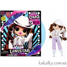 Кукла ЛОЛ Ремикс леди Кантри (L.O.L. Surprise! O.M.G. Remix Lonestar MGA)