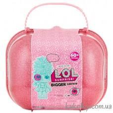 Большой чемодан ЛОЛ декодер шпионы (L. O. L. Bigger Surprise)