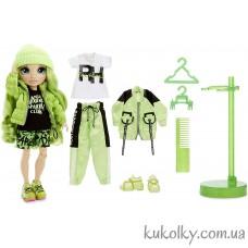 Зеленая кукла Рейнбоу Хай Джейд Хантер (Rainbow High Jade Hunter Green Fashion Doll MGA)