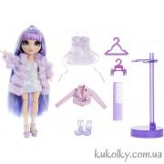 Кукла Рейнбоу Хай Вайлет Виллоу (фиолетовая)