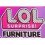 Куклы ЛОЛ Стильный интерьер (L.O.L. Surprise Furniture MGA)