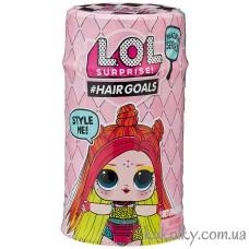 шар ЛОЛ Хеиргоалс 2 волна (L.O.L. Surprise! Hairgoals Makeover Series with 15 Surprises LOL)