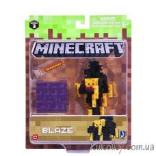 Ифрит Блейз фигурка Майнкрафт (Minecraft Blaze Action Figure)
