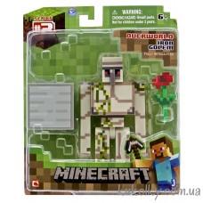 Железный голем фигурка Майнкрафт (Minecraft Iron Golem Action Figure)