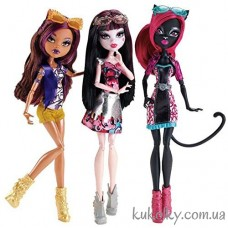 Куклы Клодин, Дракулаура и Кетти в наборе Бу йорк