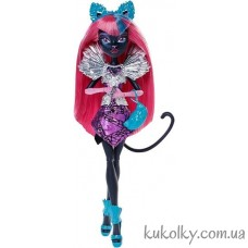 Кукла Catty Noir Monster High Boo York City