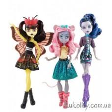 Куклы Мауседес, Эль Иди и Мауседес серии Бу Йорк