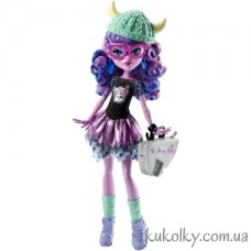 Кукла Kjersti Trollson Monster High Brand-Boo Students