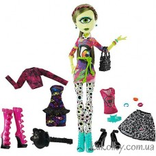 Кукла Iris Clops Monster High I (Heart) Fashion