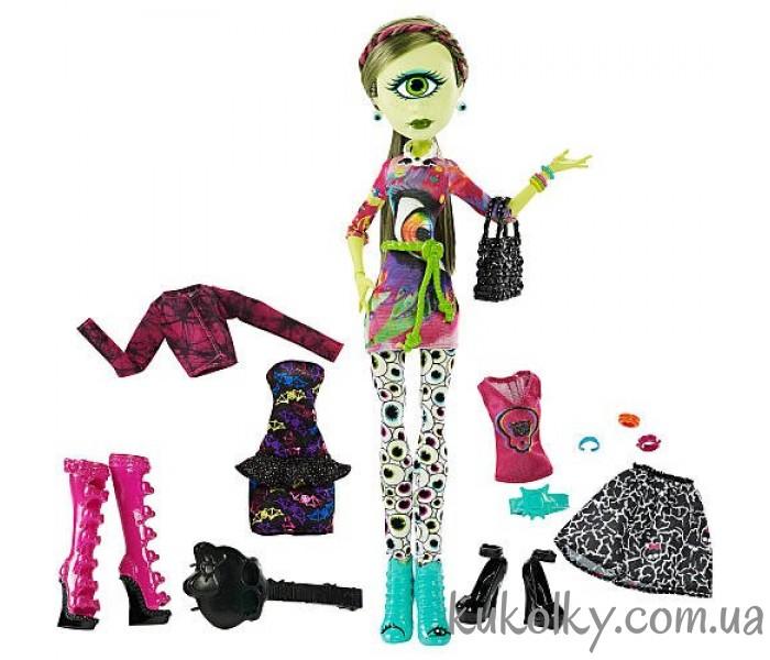 Monster High I Heart Fashion Iris