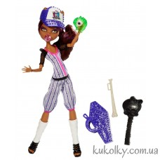 Кукла Ghoul Sports Clawdeen Wolf Monster High