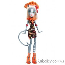 Куколка Meowledy Monster High Ghouls Getaway