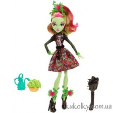 Кукла Мрак и цветение Монстер Хай Венера Макфлайтрап