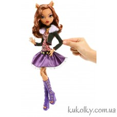 Кукла Monster High 17 Large Clawdeen Wolf Doll
