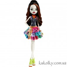 "Кукла Монстер Хай высокая Скелита (Monster High 28"" Beast Freaky Friend Skelita)"