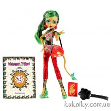 Кукла Jinafire Long Monster High New Scaremester