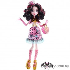 Кукла Draculaura Monster High ShriekWrecked