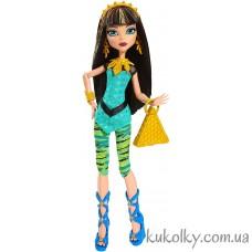 Базовая кукла Клео де Нил перезапуск Монстер Хай