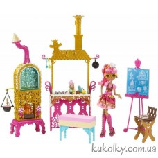 Куколка Ginger Breadhouse Sugar Coated Kitchen Ever After High
