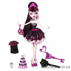 Кукла Draculaura Monster High Sweet 1600