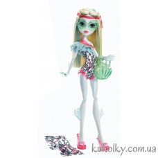 Куколка Lagoona Blue Monster High Swim Doll