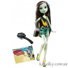 Кукла Frankie Stein Monster High Gloom Beach
