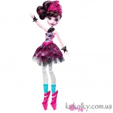 Кукла Дракулаура Балерина (Monster High Ballerina Ghouls Draculaura)