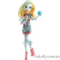 Куколка Lagoona Blue Doll and Turtle