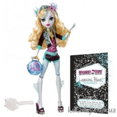 Куколка Lagoona Blue Monster High and Piranha