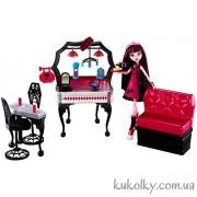 Дракулаура и закусочная с мебелью