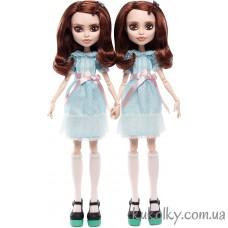 Куклы Монстер Хай сестры близняшки Грейди (2020 Monster High The Shining Grady Twins Collector Doll 2-Pack Mattel)