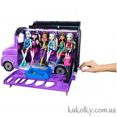 Автобус трансформер Монстер Хай (Monster High Deluxe Bus)