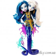 Кукла Peri Pearl Serpintine Monster High Reef