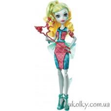 Кукла Добро пожаловать в Школу Монстр Хай Лагуна Блю Танец без страха