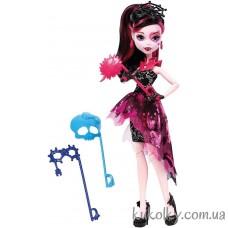 Кукла Добро пожаловать в Школу Монстр Хай Дракулаура Танец без страха
