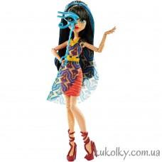 Кукла Добро пожаловать в Школу Монстр Хай Клео де Нил Танец без страха