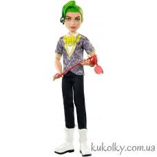 Кукла-мальчик Добро пожаловать в Школу Монстр Хай Дьюс Горгон Танец без страха