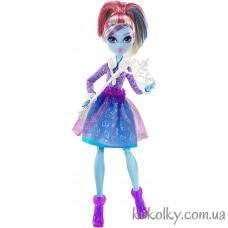 Кукла Добро пожаловать в Школу Монстр Хай Эбби Танец без страха