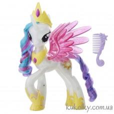Кукла Май Литл Пони принцесса Селестия (My Little Pony the Movie Glitter and Glow Princess Celestia)