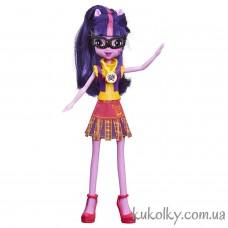 Кукла Май Литл Пони Твайлайт Спаркл (My Little Pony Equestria Girls Twilight Sparkle Friendship Games Doll by Hasbro)