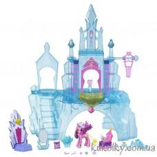 Кристальный замок Май Литл Пони (Explore Equestria Crystal Empire Castle)