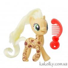 Фигурка Май Литл Пони Дружба это чудо Эпплджек (My Little Pony Applejack Fashion HASBRO)